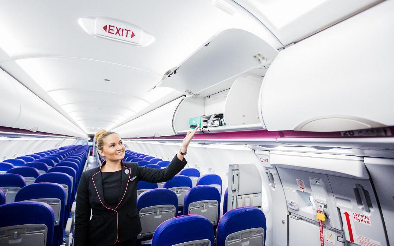 Нові правила Wizz Air щодо ручної поклажі