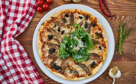 7 чарівних ресторанів італійської кухні у Києві