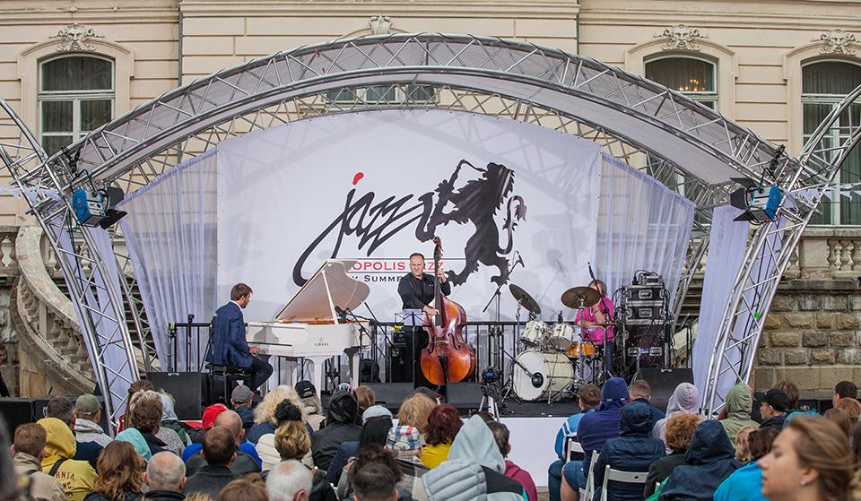 фестиваль у місті лева