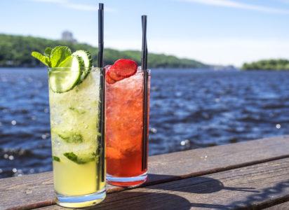 5 ресторанів Києва біля води