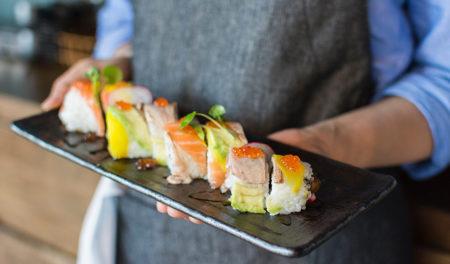5 вишуканих закладів східної кухні в столиці
