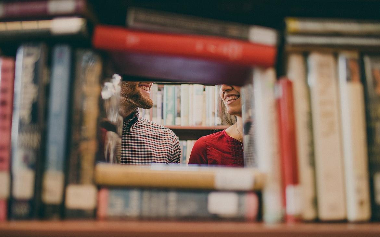 Книги, що розвіюють сум