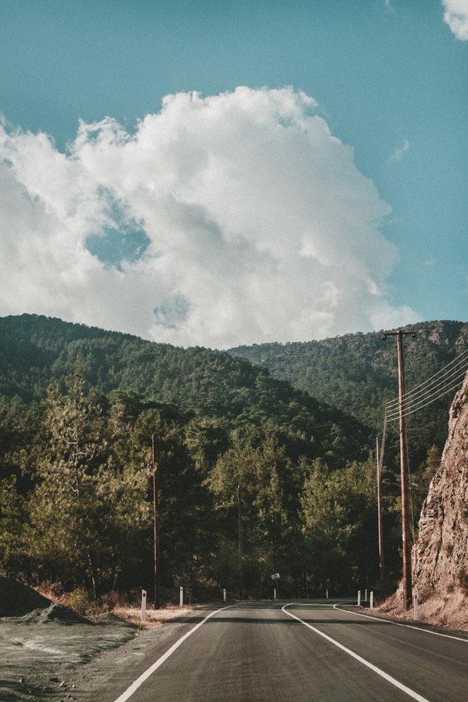 дорога кипру