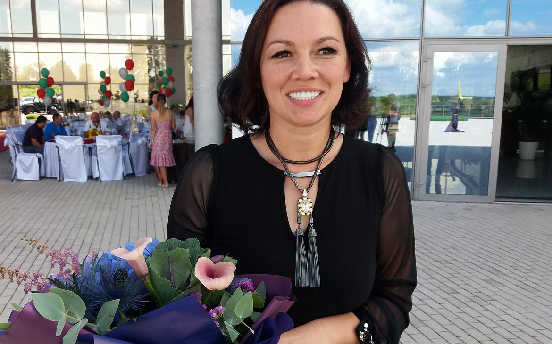 головний менеджер ГольфСтріму Анна Свец