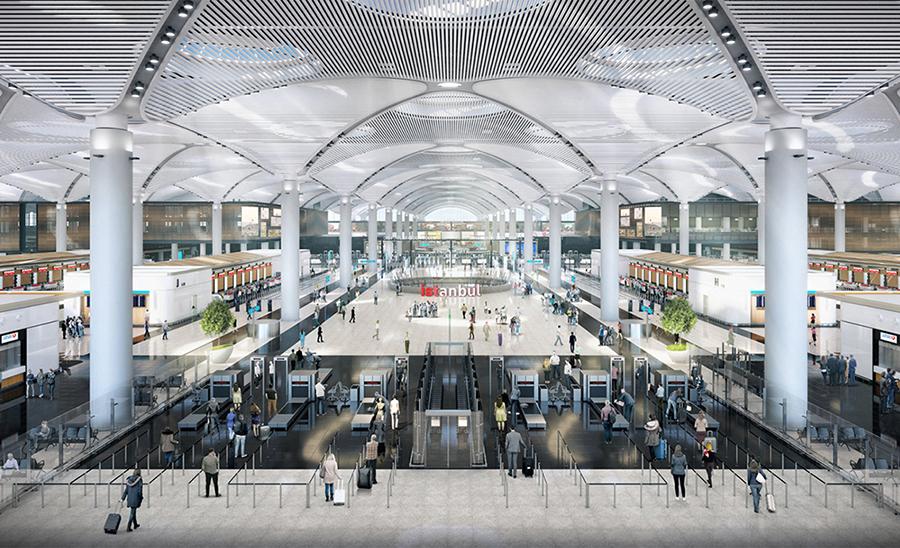 Istanbul New Airport: факти і цифри