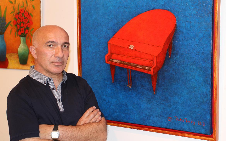 Давід Шарашидзе: Радість життя в простих речах