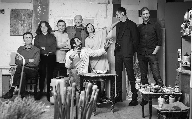 Українські художники на виставці в Нью-Йорку