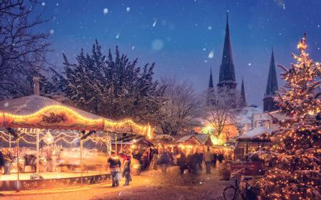 ТОП-4 різдвяні ярмарки Європи