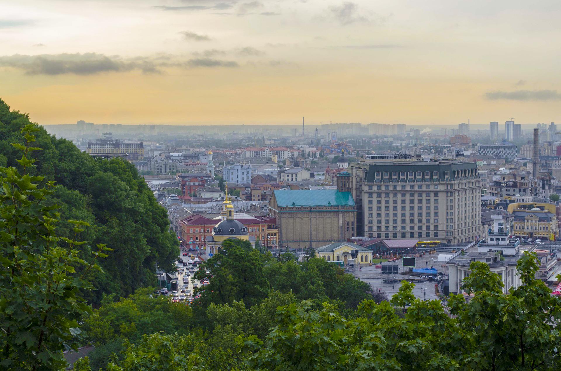 київ вихідні у місті
