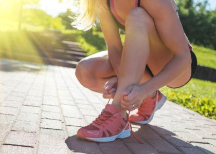 Як обрати свої перші кросівки для бігу
