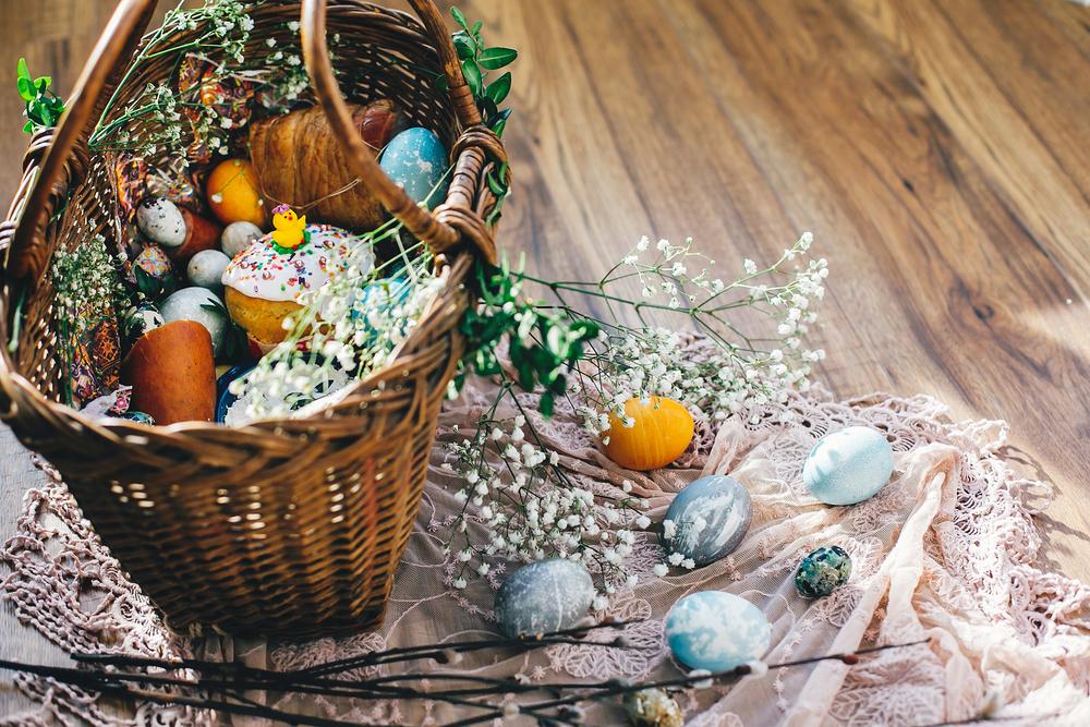 5 кошиків на Великдень від ресторанів Києва