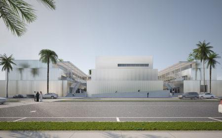 Центр сучасного мистецтва в Дубаї