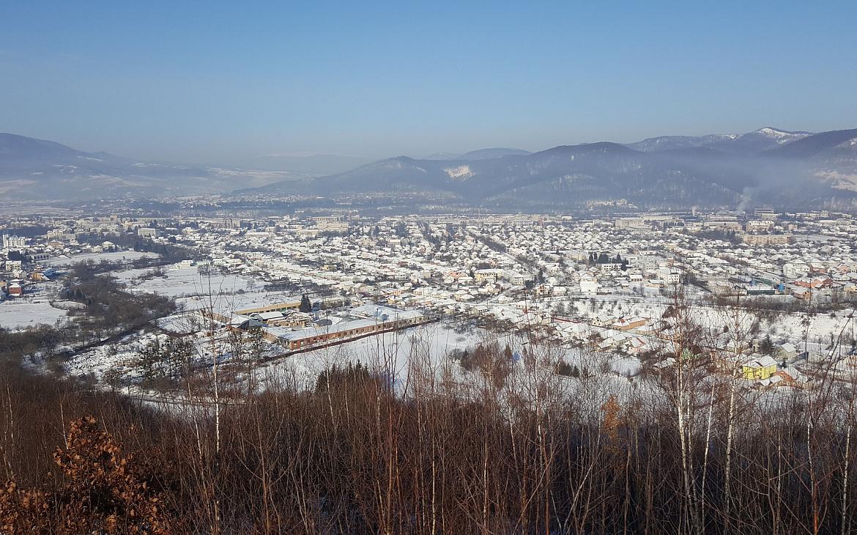 ТОП-5 маршрутів України
