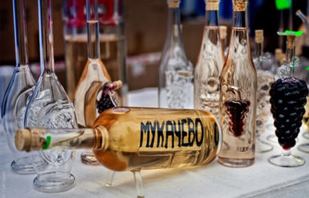Фестиваль вина в Мукачевому