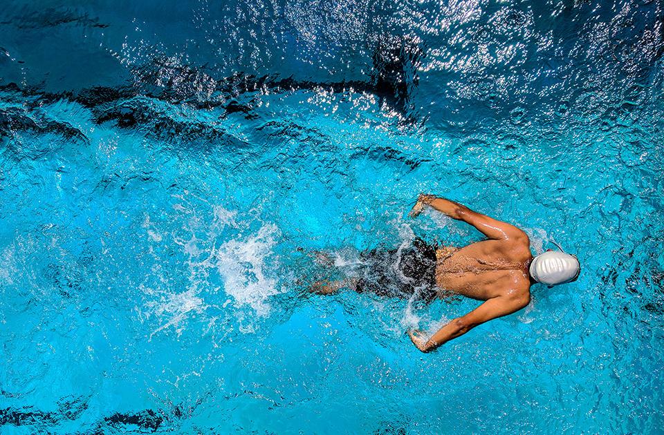 Запливи Oceans Seven: виклик для марафонців