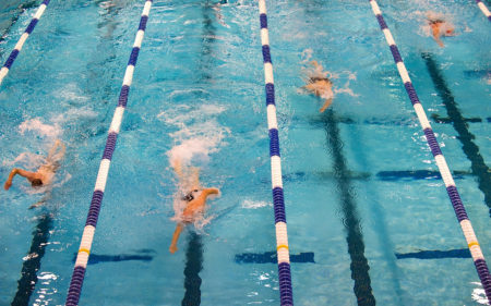 5 причин займатися плаванням