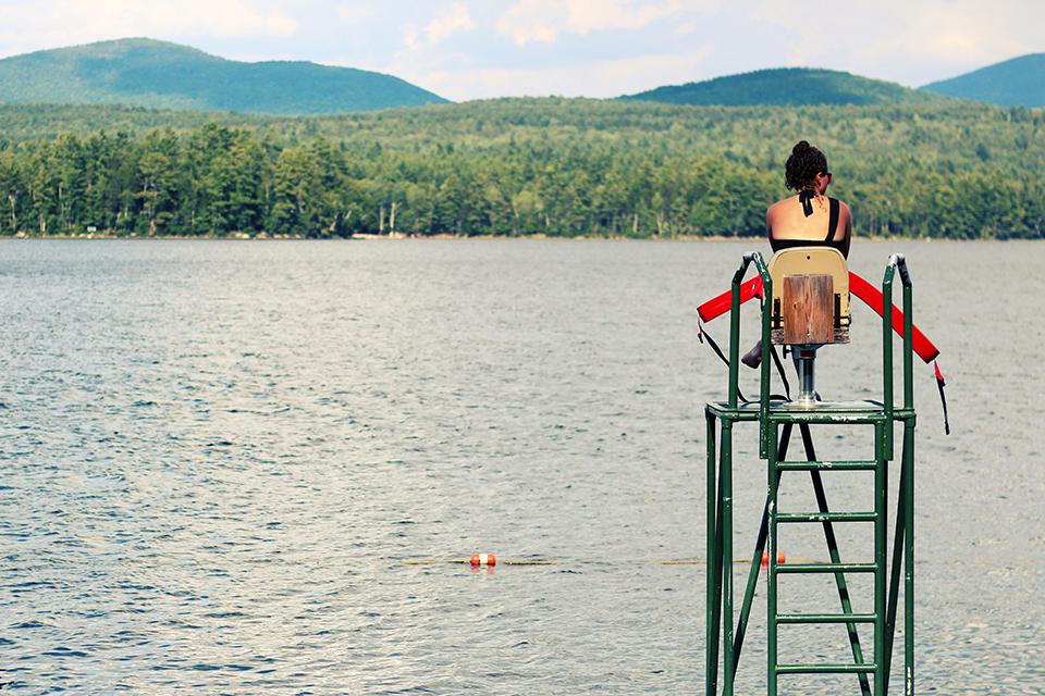 Правила поведінки на відкритій воді й найближчі цікаві старти