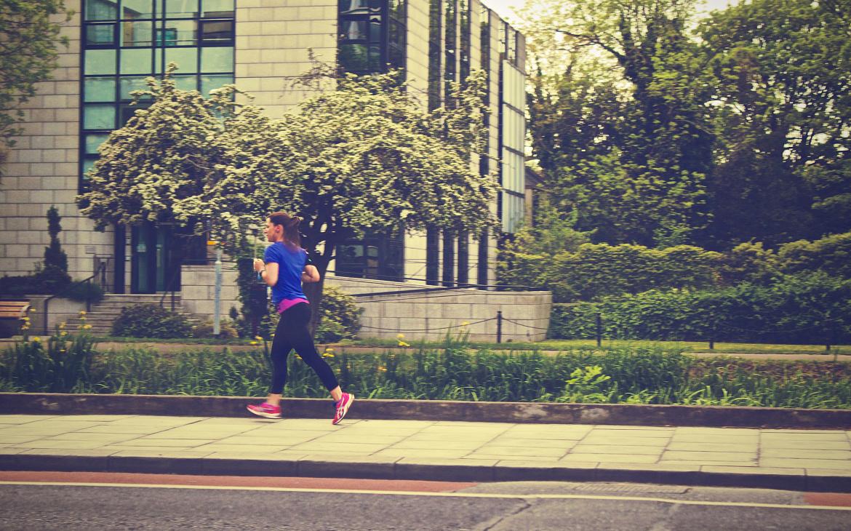 Що одягнути на весняну пробіжку