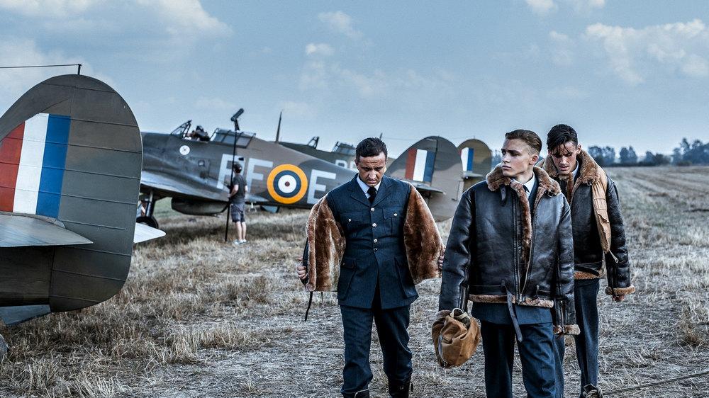 Польська військова драма «Дивізіон надії» вже на екранах