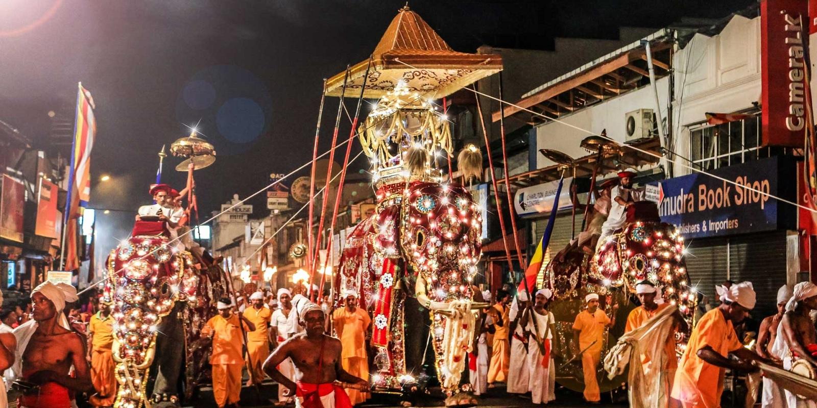 фестиваль на шрі-ланці