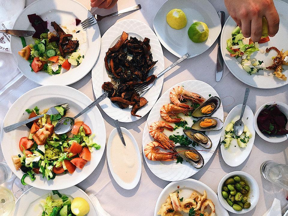традиційні страви кіпру