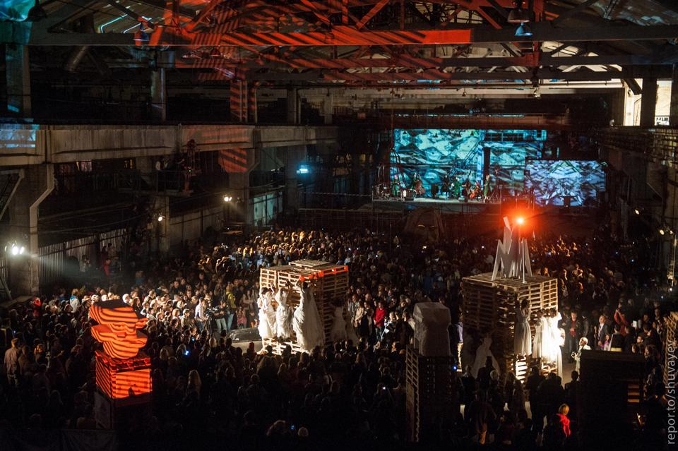 Перформанс «Гогольfest»