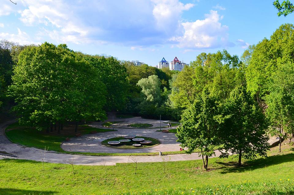 солом'янський парк