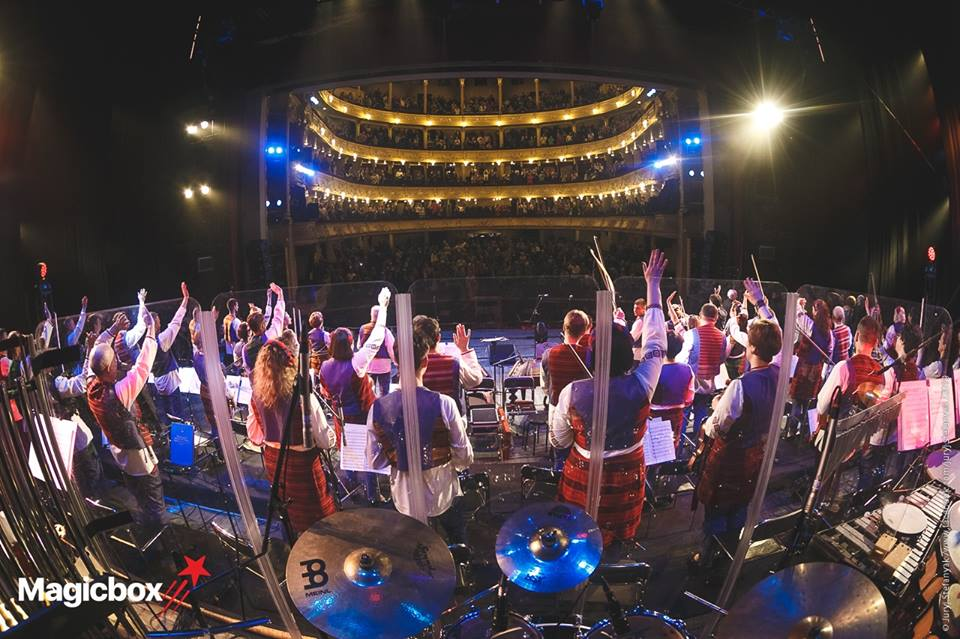 концерт оркестру