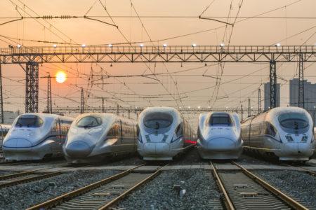 швидкісні потяги