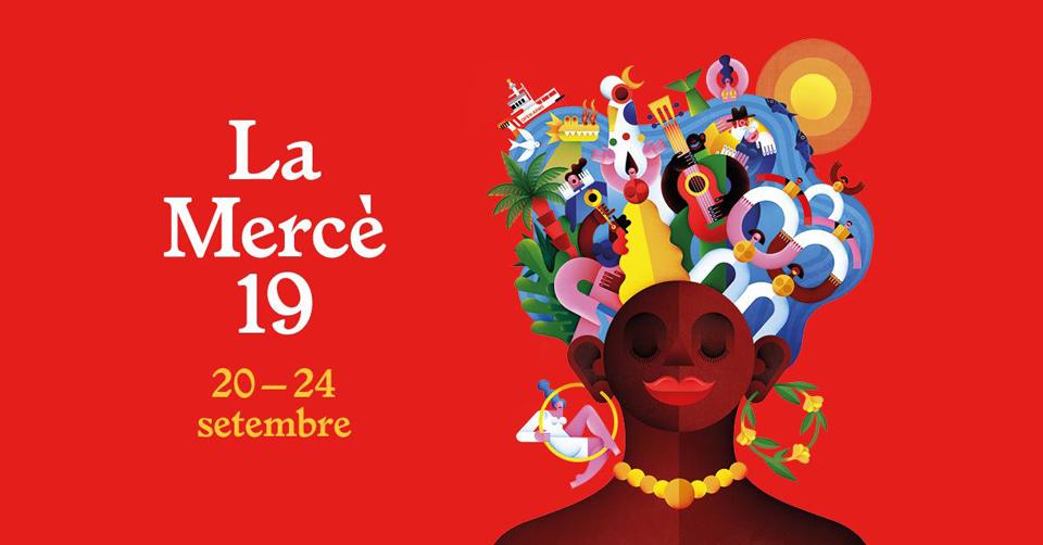 афіша фестивалю La Merce