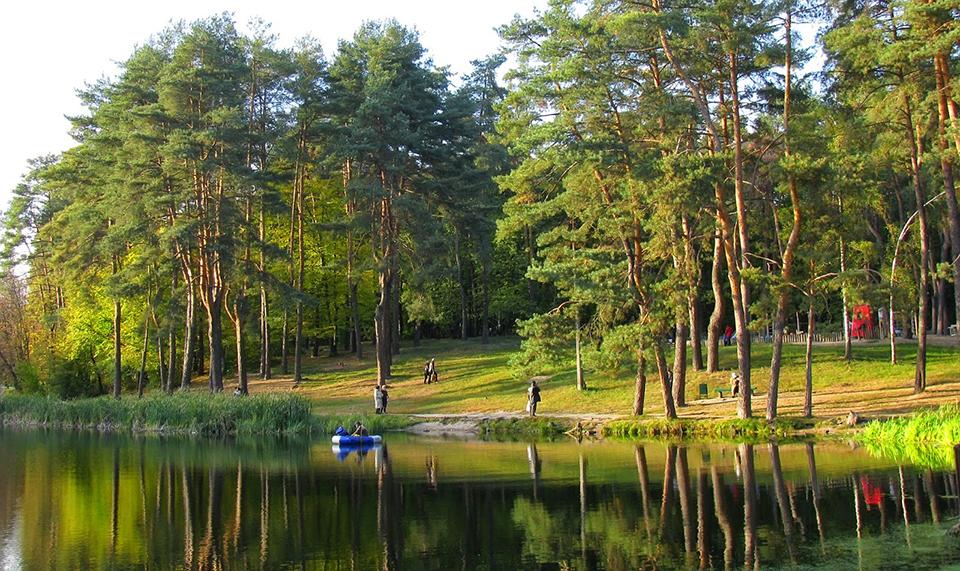 голосіївський парк