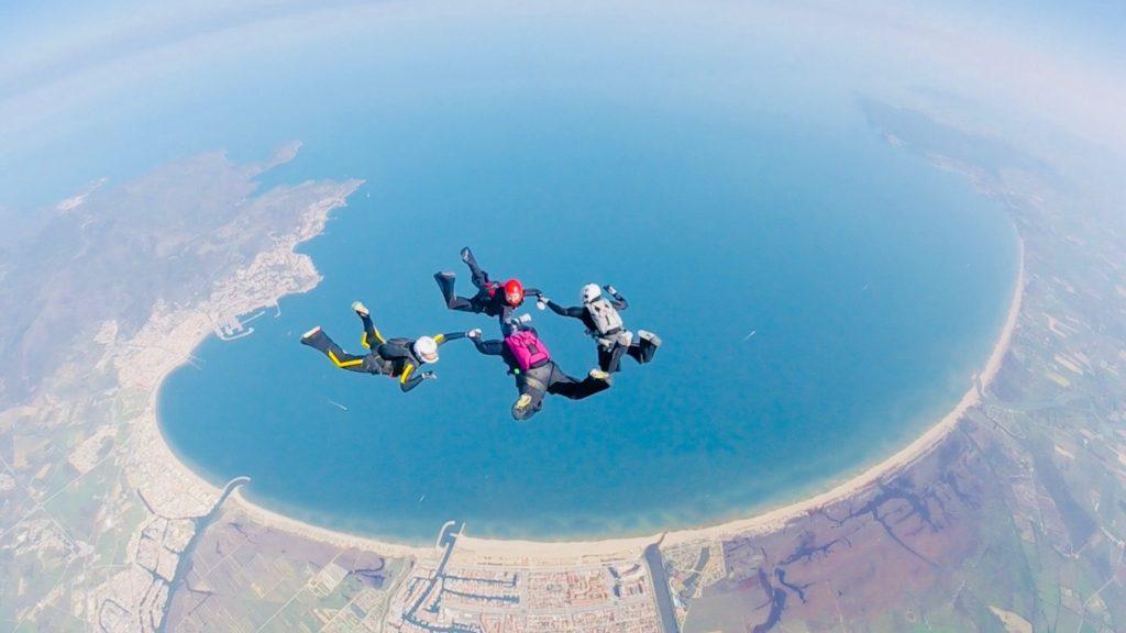 парашутний стрибок