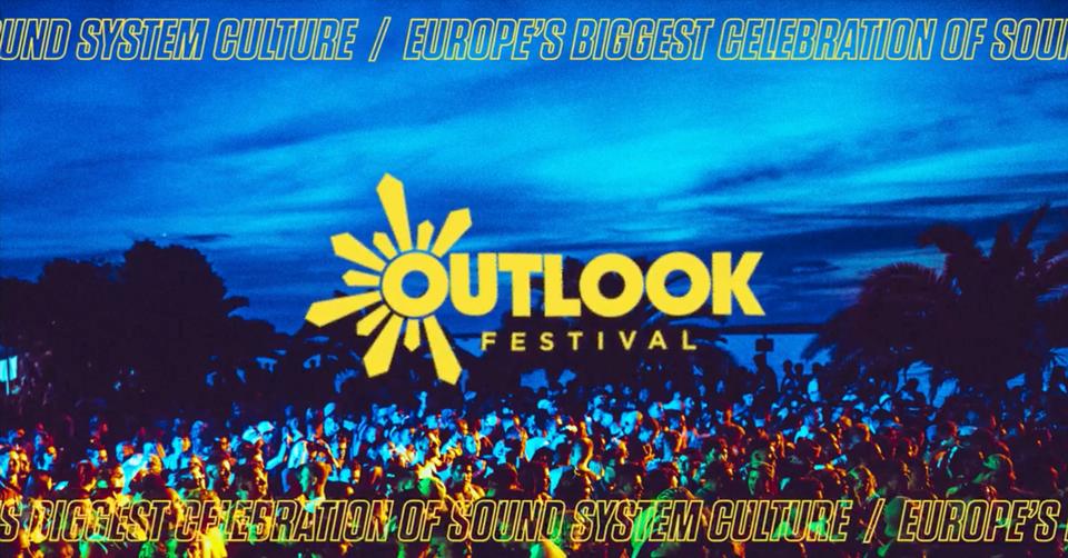 Заставка фестивалю outlook
