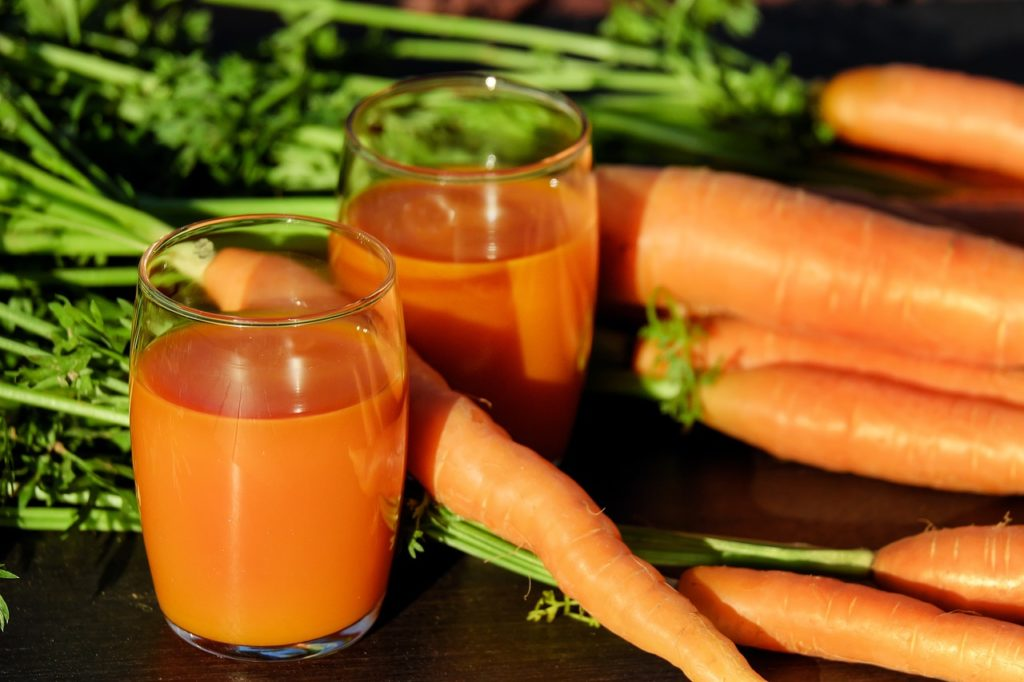 фреш із моркви