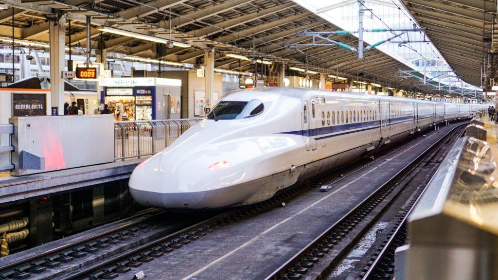 високошвидкісні потяги токіо