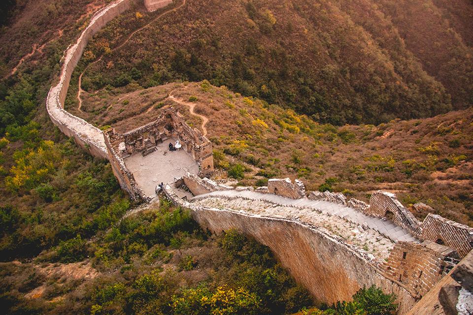 руїни китайської стіни