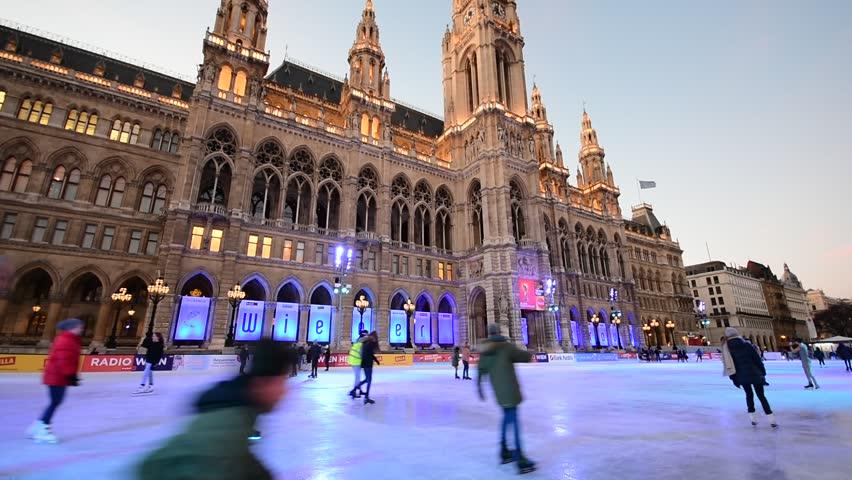 Top 7 amazing outdoor ice-rinks around the world