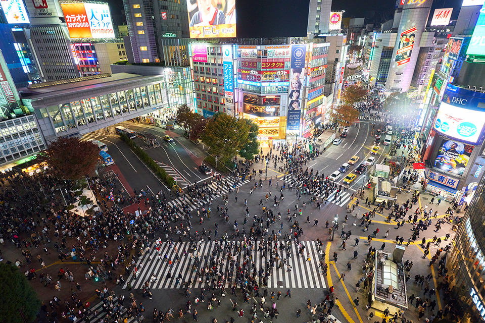 японія місто токіо