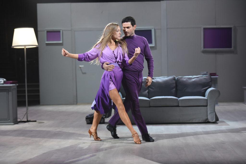 пара що танцює