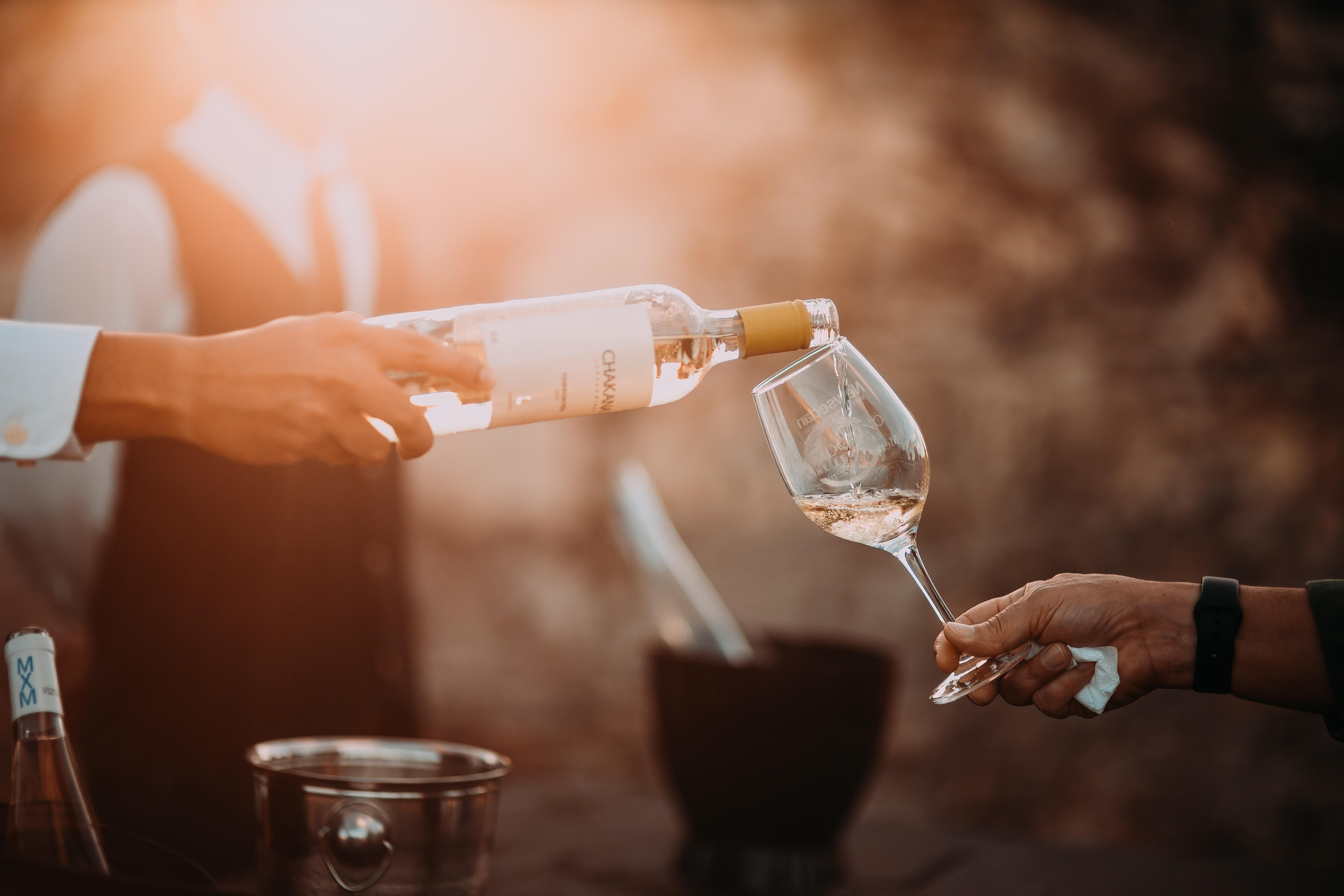 Вино й розваги