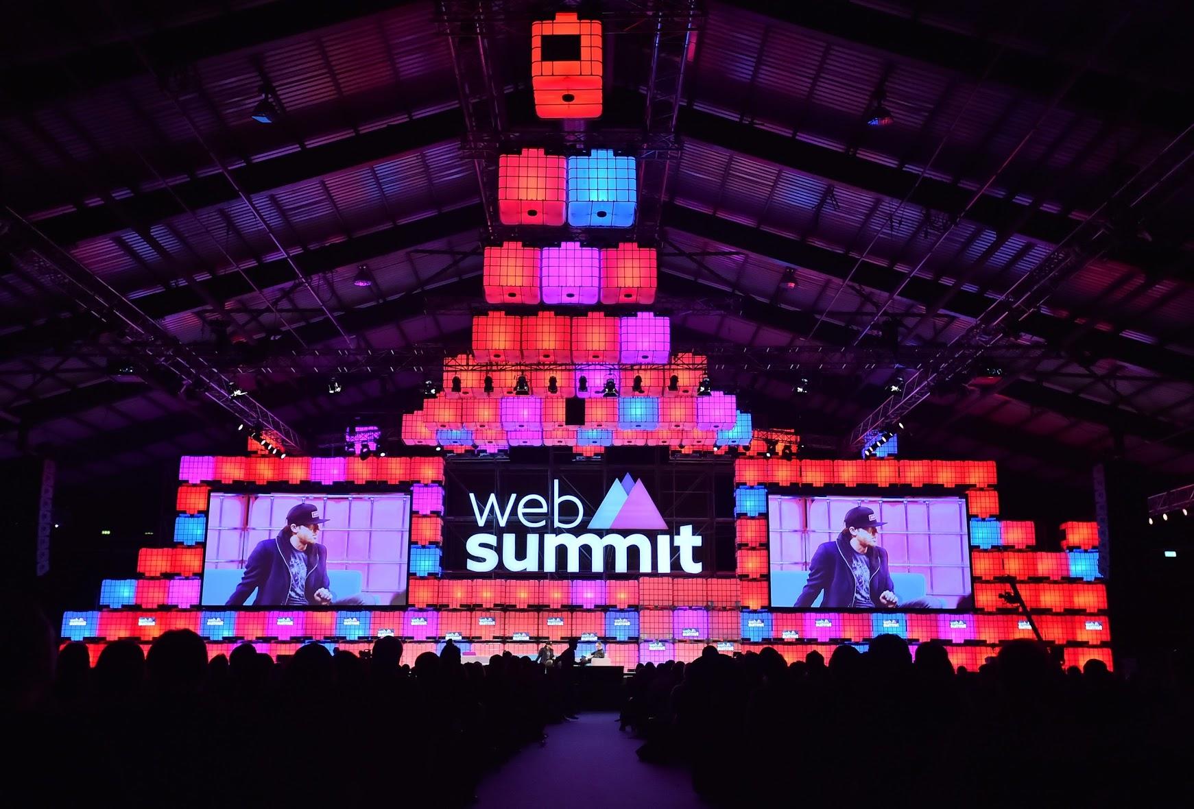 технологічний форум Web Summit