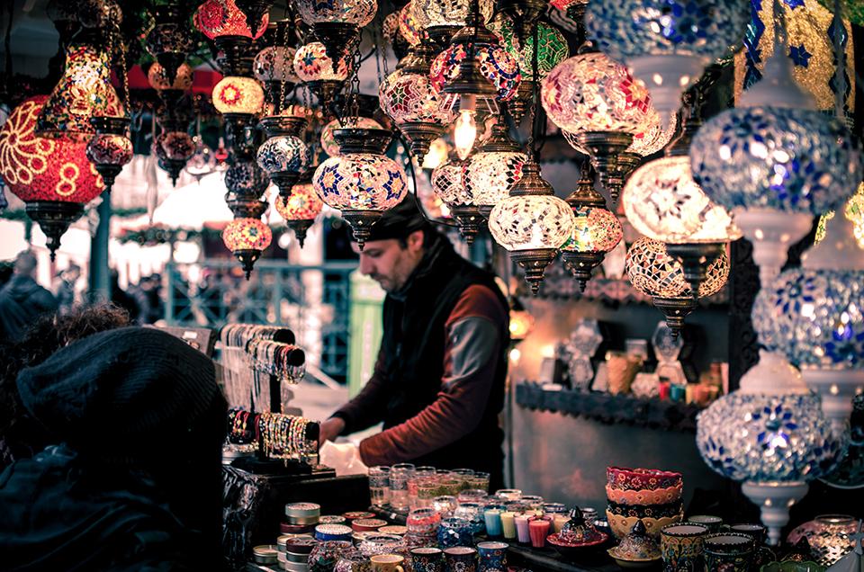 турецький базар
