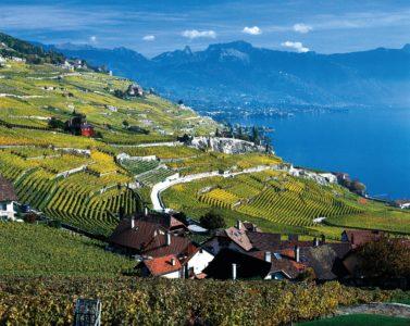 пагорби швейцарії