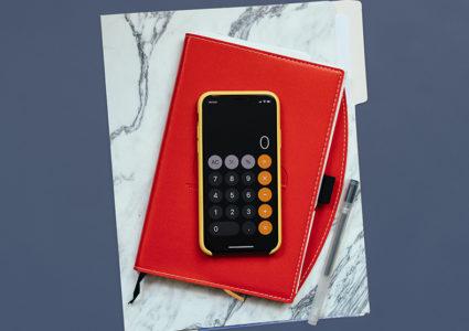 калькулятор блокнот