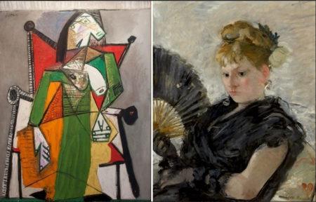 картины Pablo Picasso