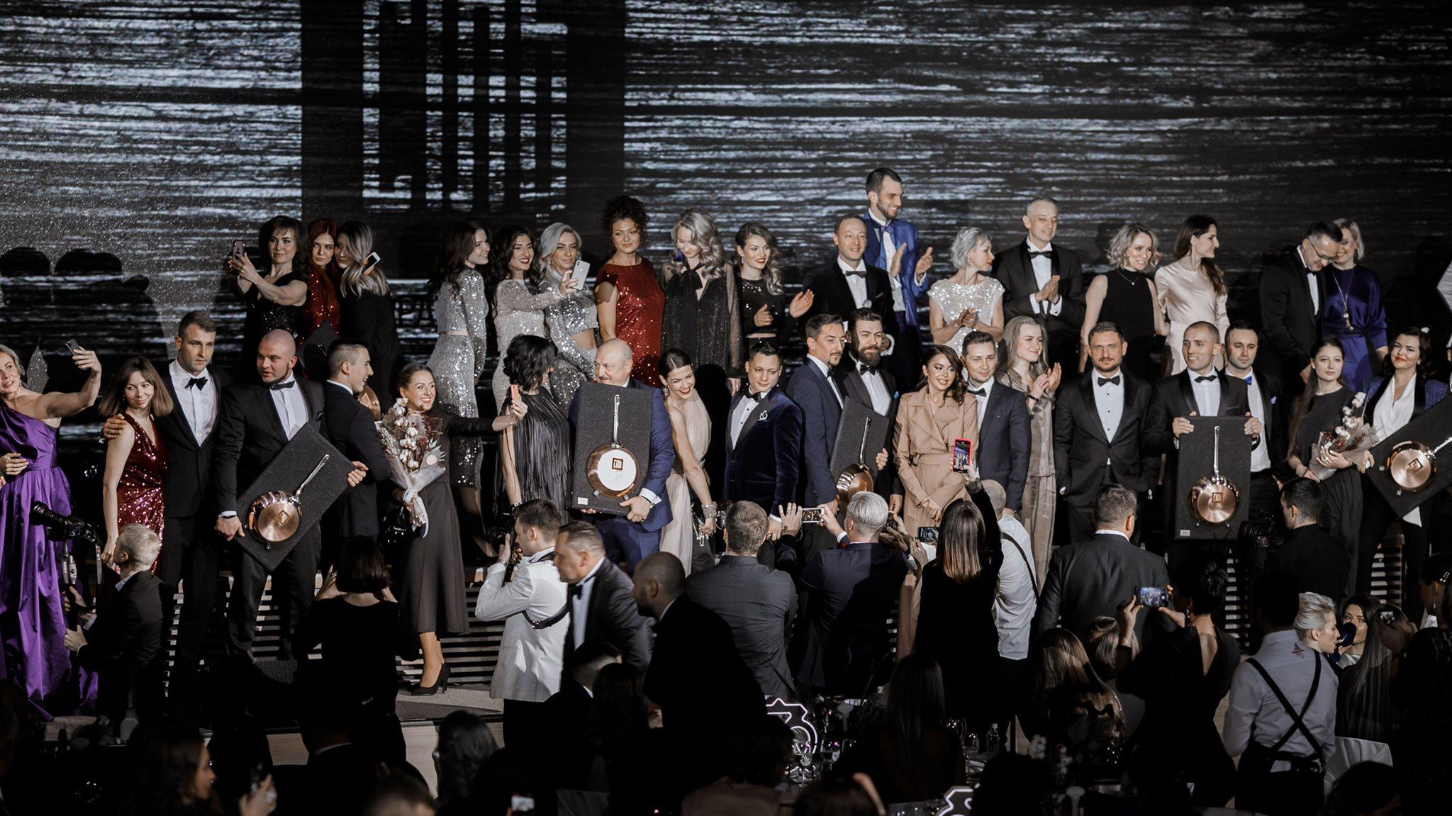 Національна ресторанна премія «Сіль» 2019