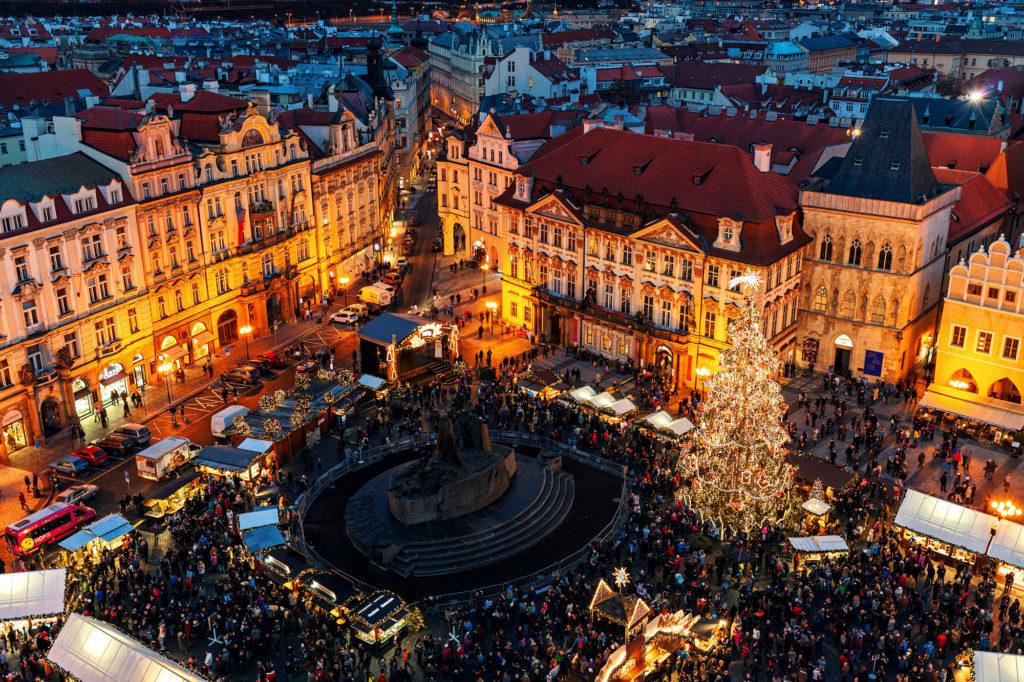 Топ-7 новорічних міст Європи