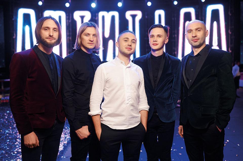 Тарас Тополя та гурт Антитіла