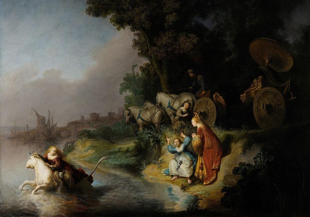 картина у музеї рембрантда