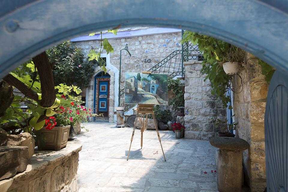 Дворики старого міста, Ізраїль